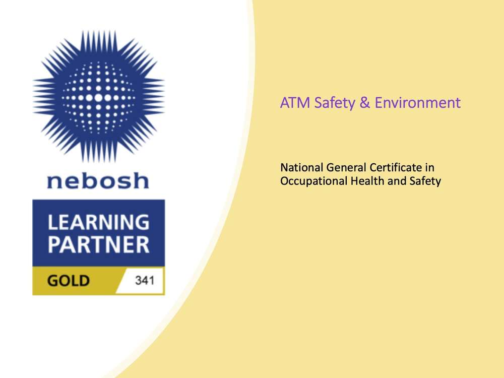 NEBOSH General Certificate Courses