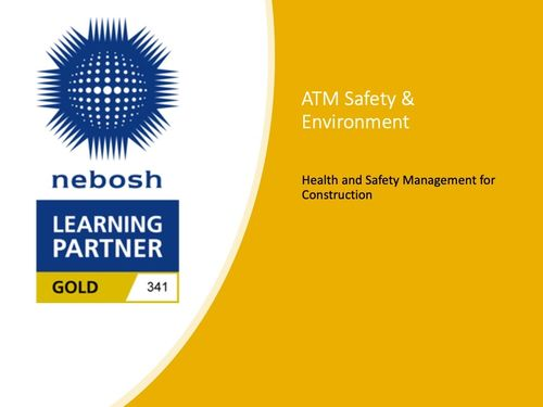 Health and Safety Management in Construction UK