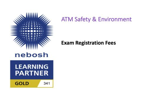 Environmental Diploma Exam Fees for the UK