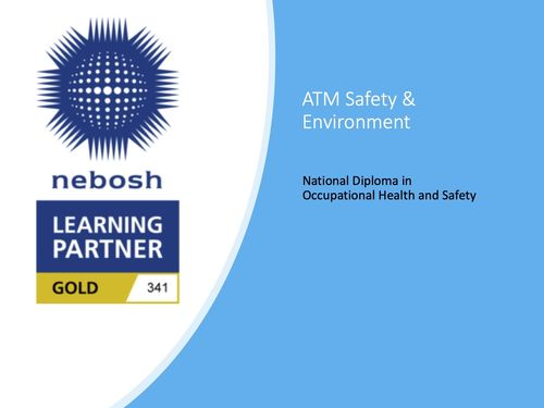 National Diploma in Occupational Health and Safety
